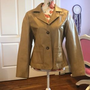 Leather Jacket in good condition